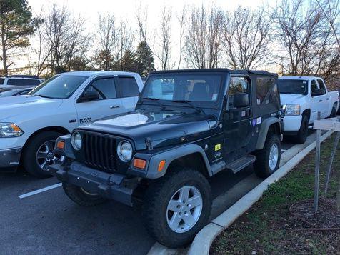 2006 Jeep Wrangler Unlimited LWB | Huntsville, Alabama | Landers Mclarty DCJ & Subaru in Huntsville, Alabama