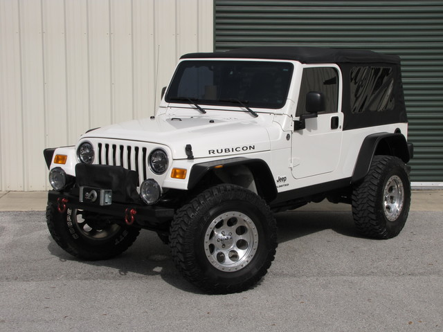 2006 Jeep Wrangler Unlimited Rubicon LWB Jacksonville , FL 2