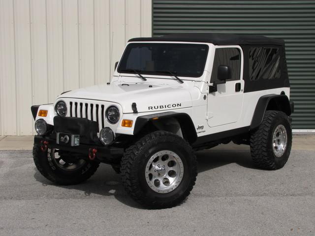2006 Jeep Wrangler Unlimited Rubicon LWB