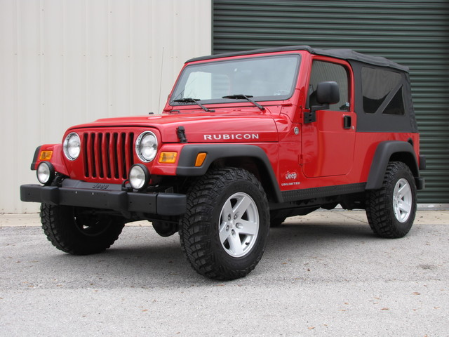 2006 Jeep Wrangler Unlimited Rubicon LWB