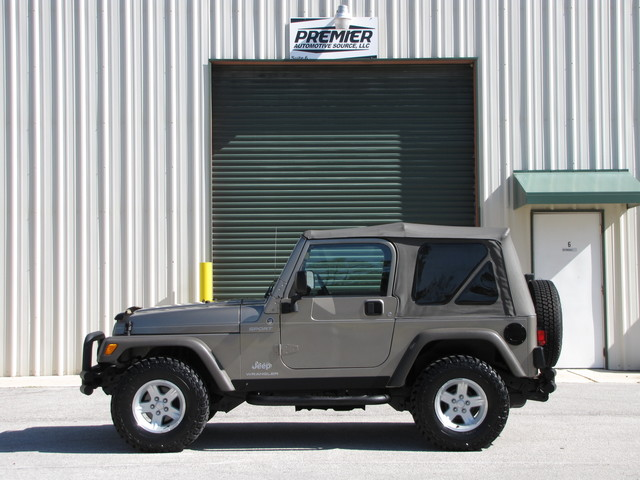 2006 Jeep Wrangler Sport in Jacksonville , FL 32246