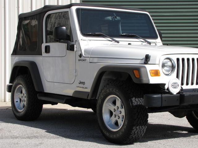 2006 Jeep Wrangler Sport Jacksonville , FL 14