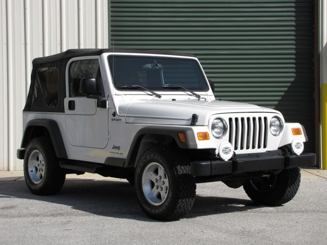 2006 Jeep Wrangler Sport Jacksonville , FL 41