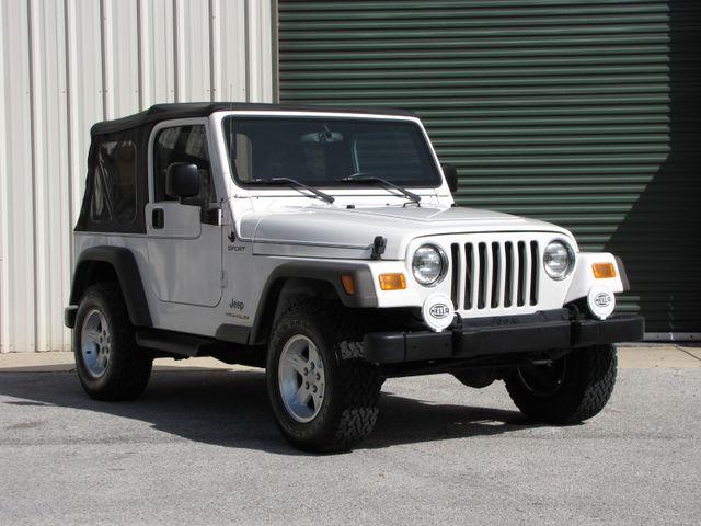 2006 Jeep Wrangler Sport Jacksonville , FL 1
