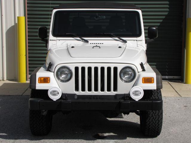 2006 Jeep Wrangler Sport Jacksonville , FL 12