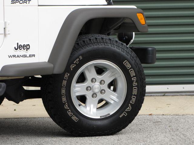 2006 Jeep Wrangler Sport Jacksonville , FL 4
