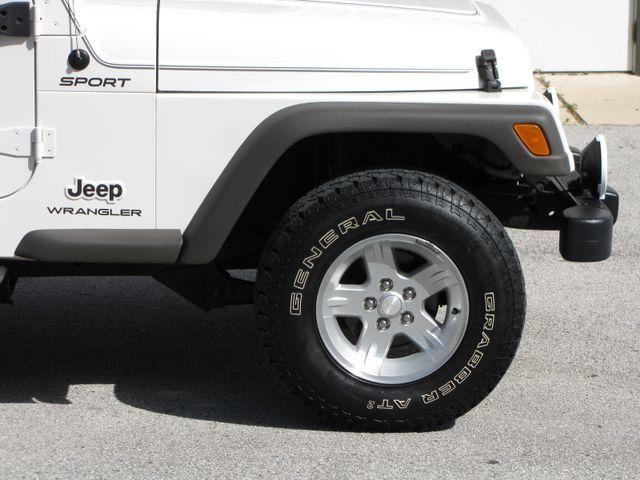 2006 Jeep Wrangler Sport Jacksonville , FL 10