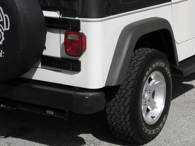 2006 Jeep Wrangler Sport Jacksonville , FL 25