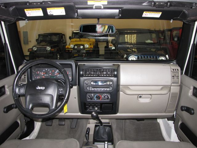 2006 Jeep Wrangler Sport Jacksonville , FL 29