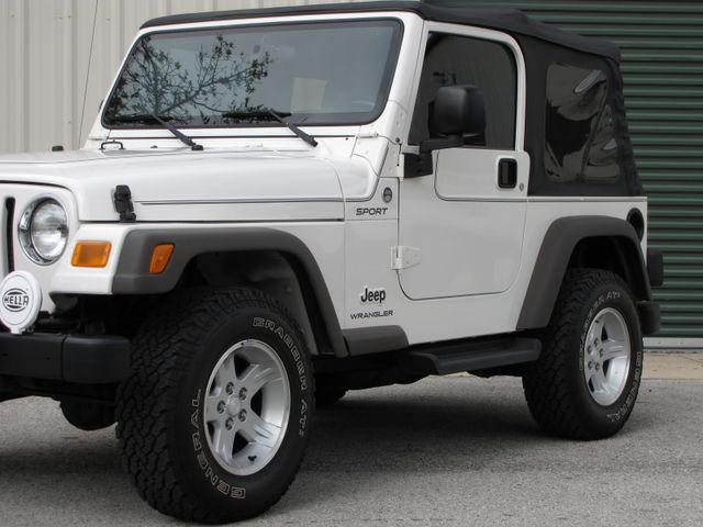 2006 Jeep Wrangler Sport Jacksonville , FL 13