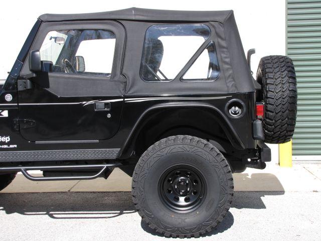 2006 Jeep Wrangler X Jacksonville , FL 8