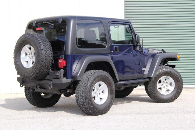 2006 Jeep Wrangler Rubicon Jacksonville , FL 3