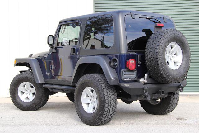 2006 Jeep Wrangler Rubicon Jacksonville , FL 47