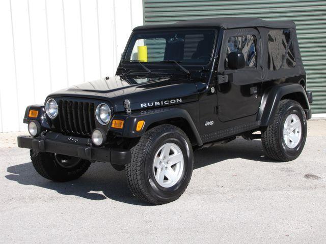 2006 Jeep Wrangler Rubicon Jacksonville , FL 39
