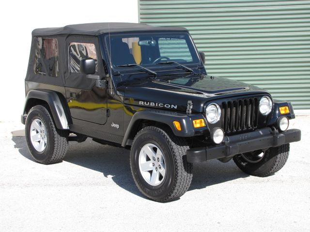 2006 Jeep Wrangler Rubicon Jacksonville , FL 40