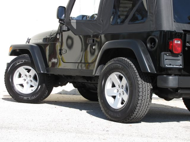 2006 Jeep Wrangler Rubicon Jacksonville , FL 19