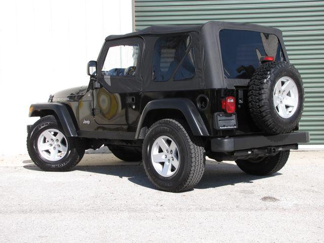 2006 Jeep Wrangler Rubicon Jacksonville , FL 2