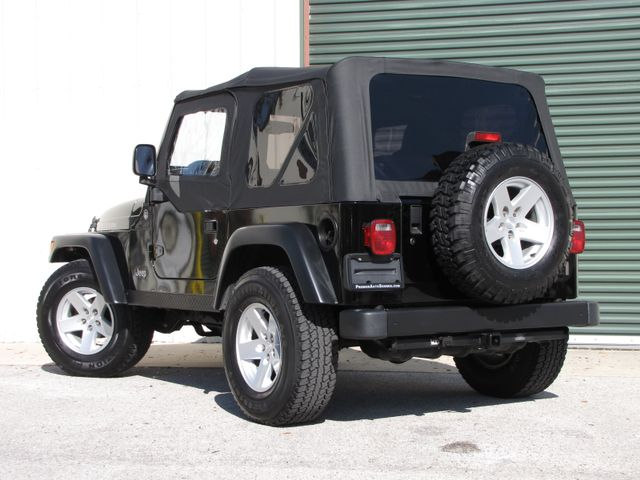 2006 Jeep Wrangler Rubicon Jacksonville , FL 41