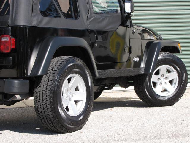 2006 Jeep Wrangler Rubicon Jacksonville , FL 20
