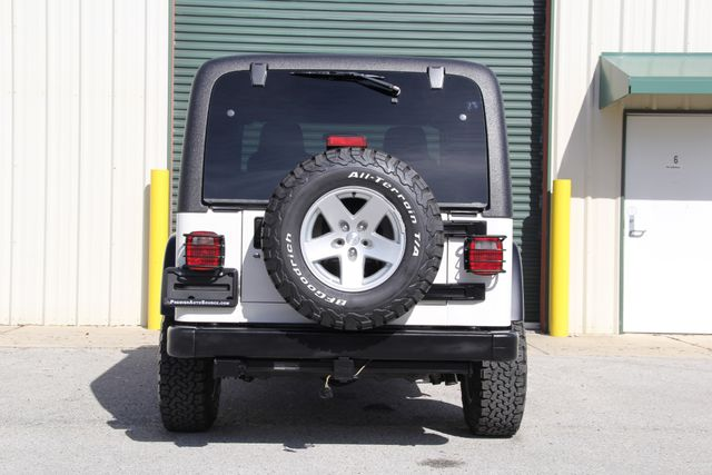 2006 Jeep Wrangler Unlimited Rubicon LJ Jacksonville , FL 21