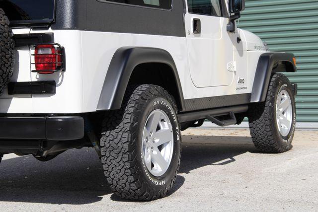 2006 Jeep Wrangler Unlimited Rubicon LJ Jacksonville , FL 23