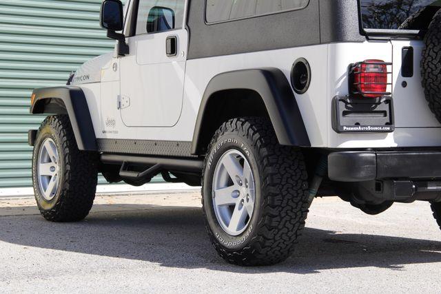 2006 Jeep Wrangler Unlimited Rubicon LJ Jacksonville , FL 22