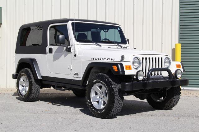 2006 Jeep Wrangler Unlimited Rubicon LJ Jacksonville , FL 43