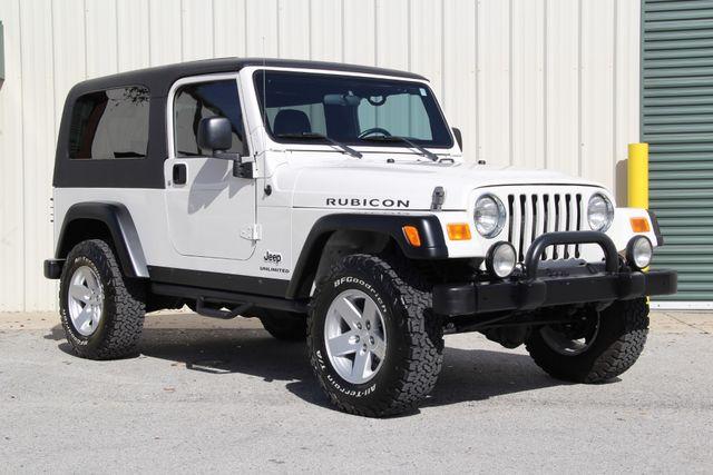 2006 Jeep Wrangler Unlimited Rubicon LJ Jacksonville , FL 1