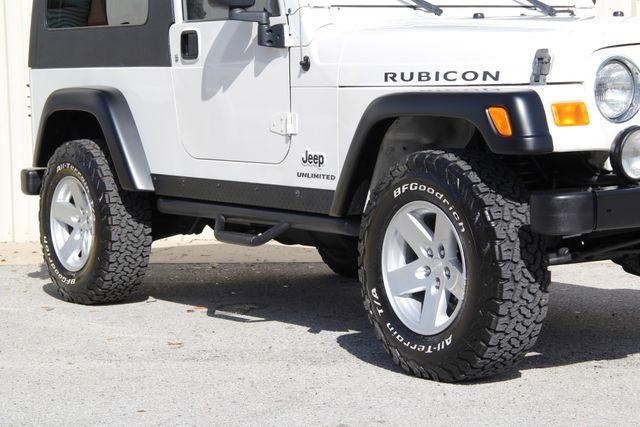 2006 Jeep Wrangler Unlimited Rubicon LJ Jacksonville , FL 16
