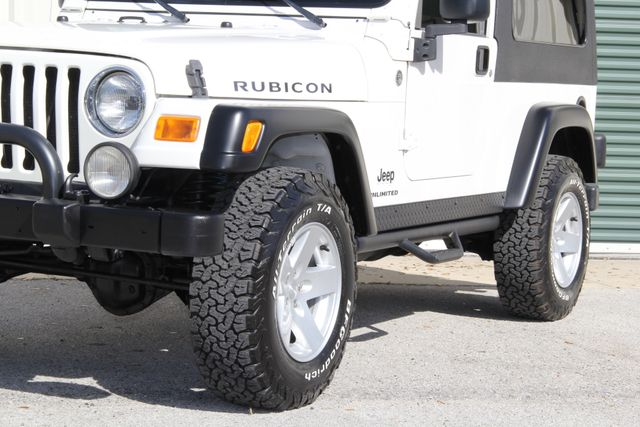 2006 Jeep Wrangler Unlimited Rubicon LJ Jacksonville , FL 15