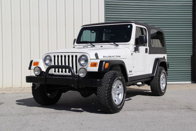 2006 Jeep Wrangler Unlimited Rubicon LJ Jacksonville , FL 42