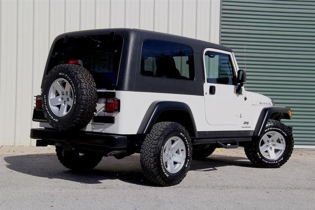 2006 Jeep Wrangler Unlimited Rubicon LJ Jacksonville , FL 3