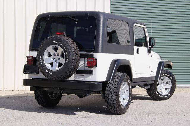 2006 Jeep Wrangler Unlimited Rubicon LJ Jacksonville , FL 45