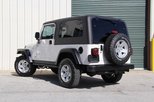 2006 Jeep Wrangler Unlimited Rubicon LJ Jacksonville , FL 2