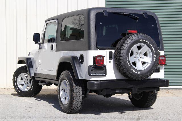 2006 Jeep Wrangler Unlimited Rubicon LJ Jacksonville , FL 44