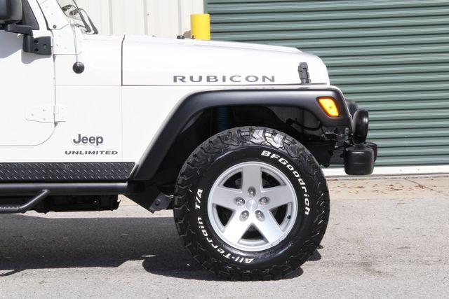 2006 Jeep Wrangler Unlimited Rubicon LJ Jacksonville , FL 11