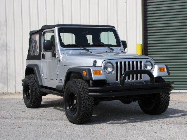 2006 Jeep Wrangler SE Jacksonville , FL 1