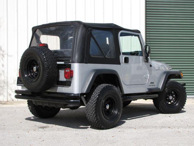 2006 Jeep Wrangler SE Jacksonville , FL 3