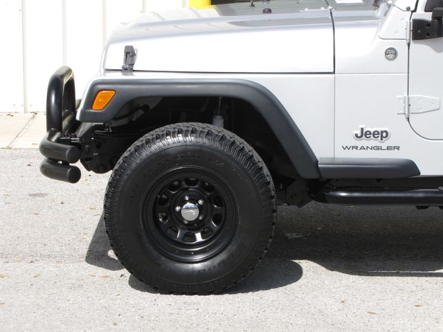 2006 Jeep Wrangler SE Jacksonville , FL 7