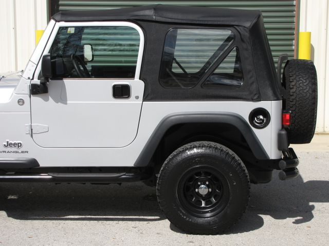 2006 Jeep Wrangler SE Jacksonville , FL 8