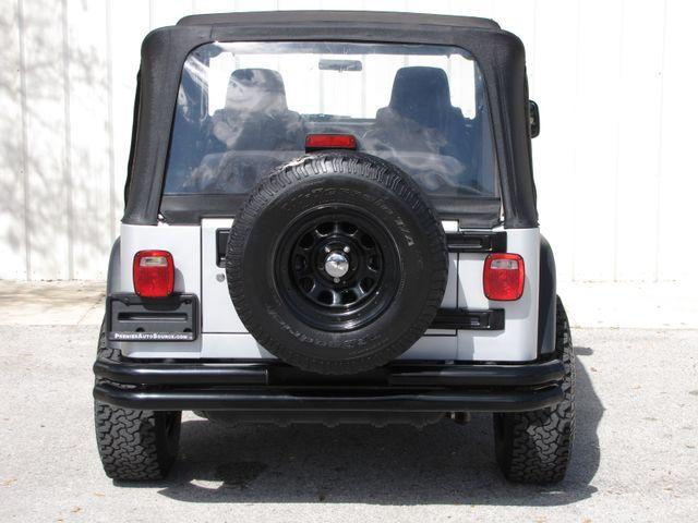 2006 Jeep Wrangler SE Jacksonville , FL 21