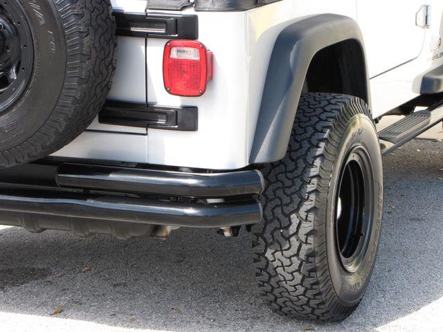2006 Jeep Wrangler SE Jacksonville , FL 25