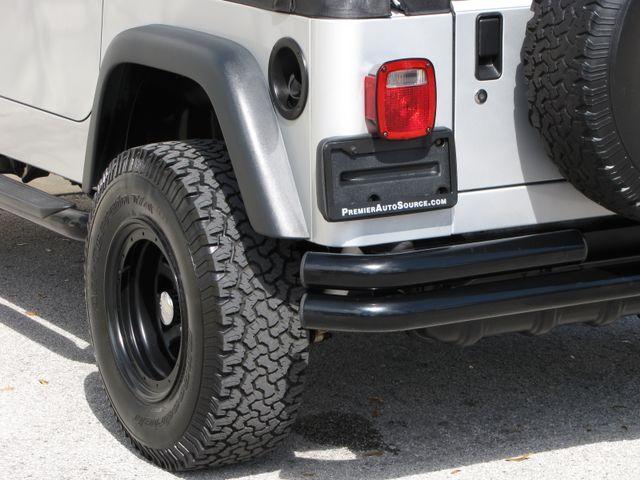 2006 Jeep Wrangler SE Jacksonville , FL 24