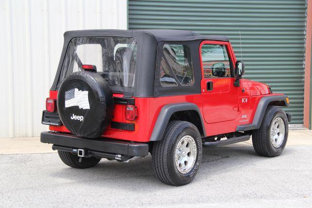 2006 Jeep Wrangler X Jacksonville , FL 46