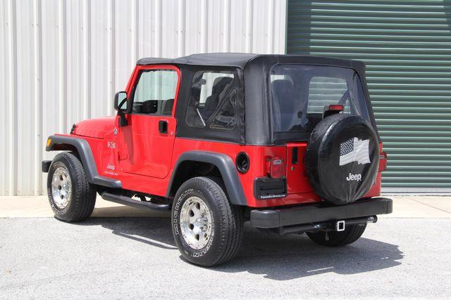 2006 Jeep Wrangler X Jacksonville , FL 2