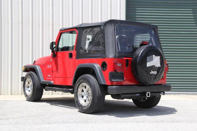 2006 Jeep Wrangler X Jacksonville , FL 45