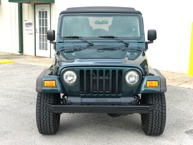 2006 Jeep Wrangler Unlimited LJ in Jacksonville FL, 32246