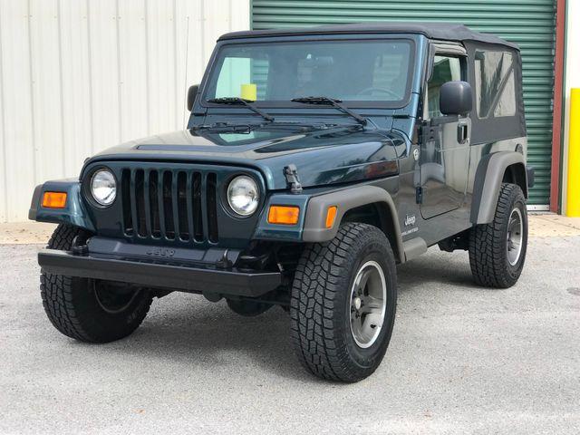 2006 Jeep Wrangler Unlimited LJ