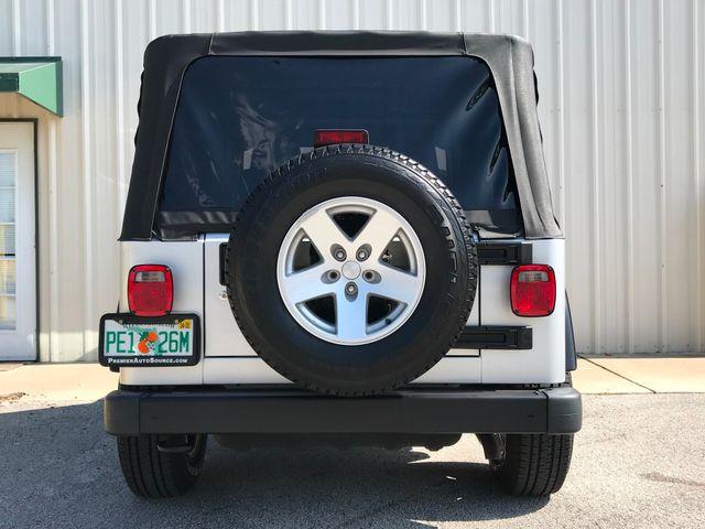 2006 Jeep Wrangler Unlimited Rubicon LJ in Jacksonville , FL 32246