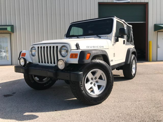 2006 Jeep Wrangler Rubicon TJ